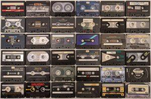 cassette anni 80