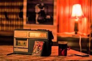 Musica Fruizione musicale cassette registratore