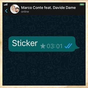 Sticker - Artwork