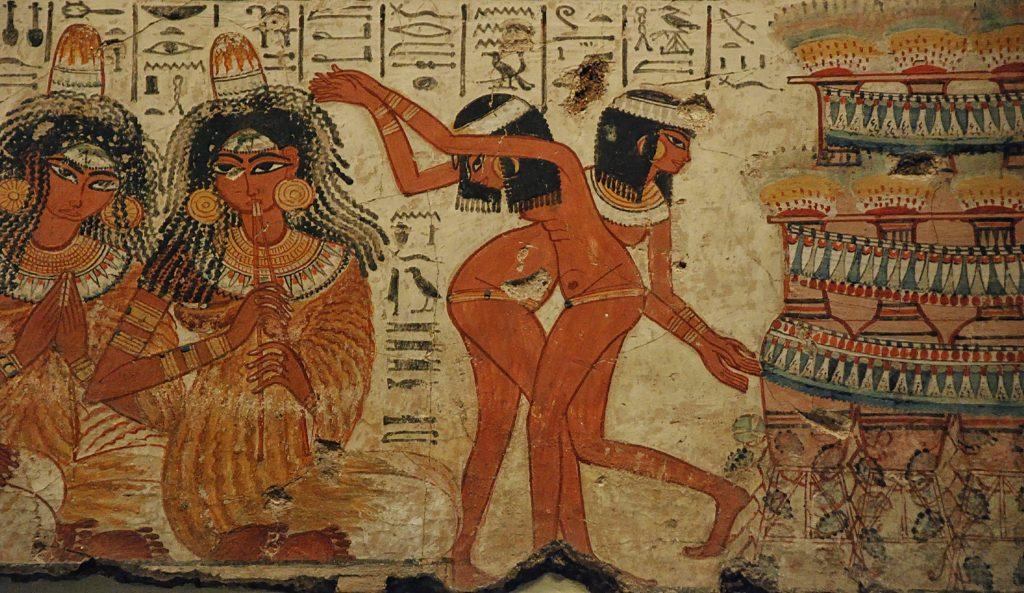 Egitto-Danza