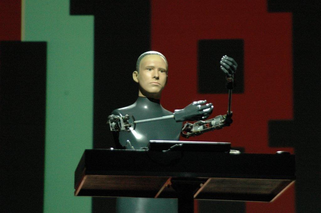 kraftwerk the robots live