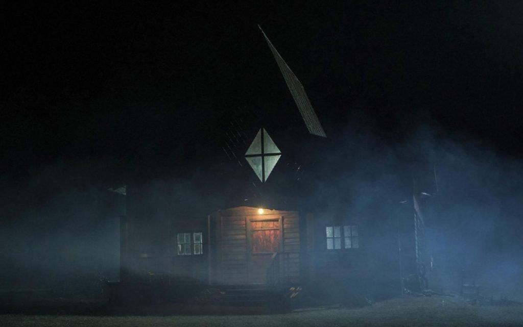 La casa di A classic horror story