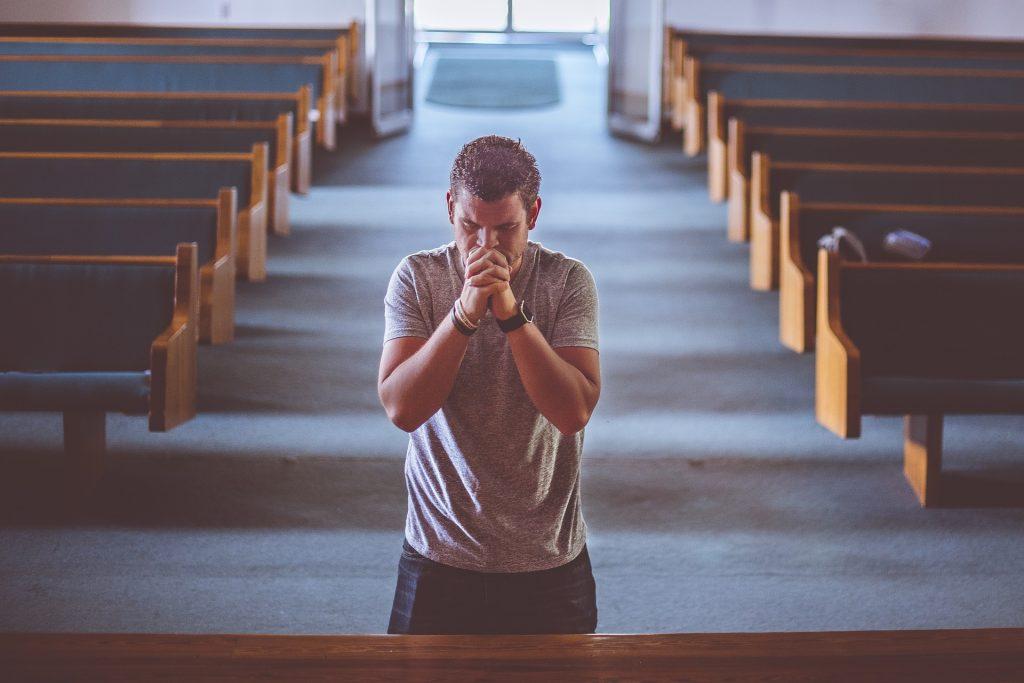 sogni sognare chiesa pregare