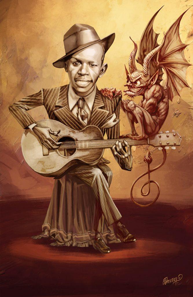 caricatura-robert-johnson-chitarra-blues