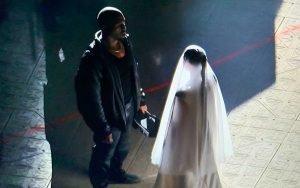 Kim & Kanye Donda Wedding