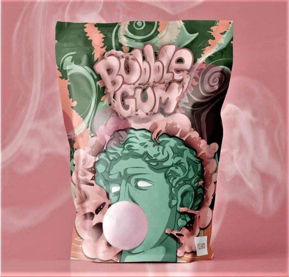 bubble gum ness one 20 ago