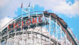 Luna park sogni montagne russe