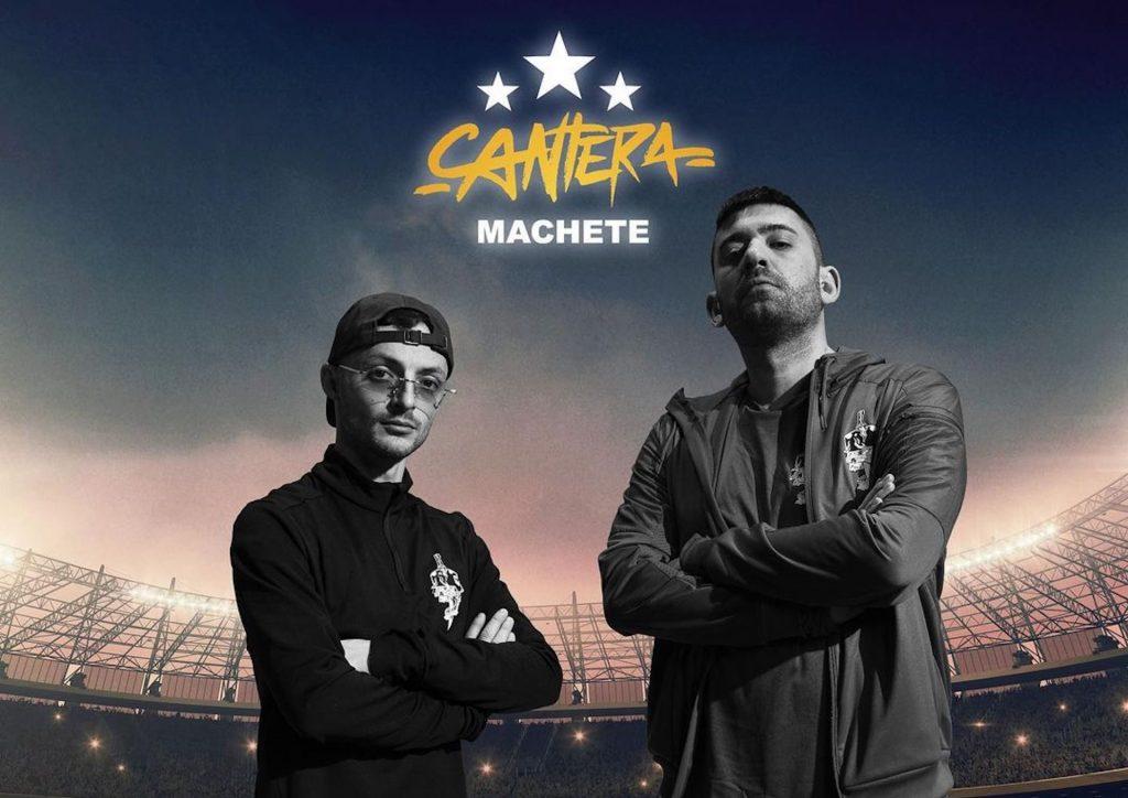 Cantera Machete Vol. 1