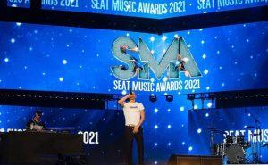 massimo pericolo seat music awards censura