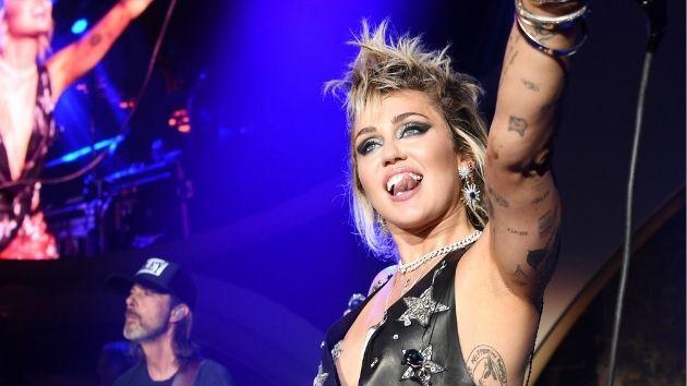 Miley Cyrus Rock