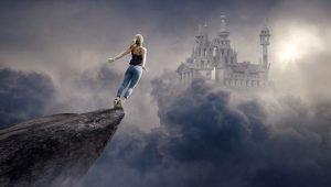 sognare di cadere nel vuoto