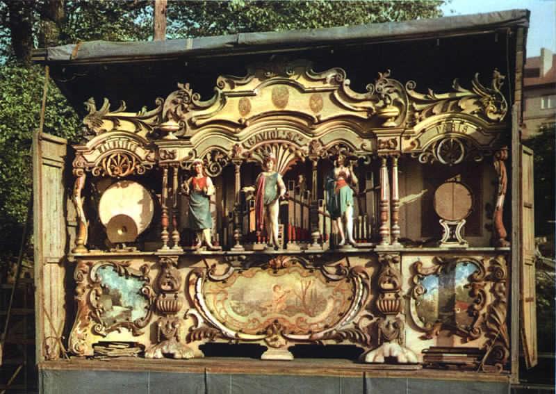 Gavioli organo