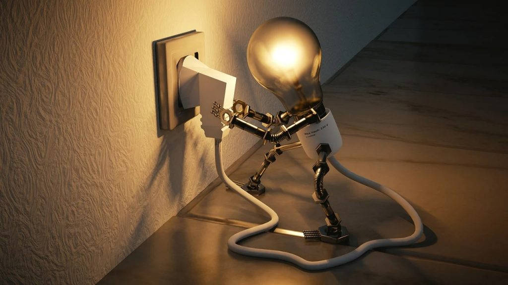 sognare di accendere la luce